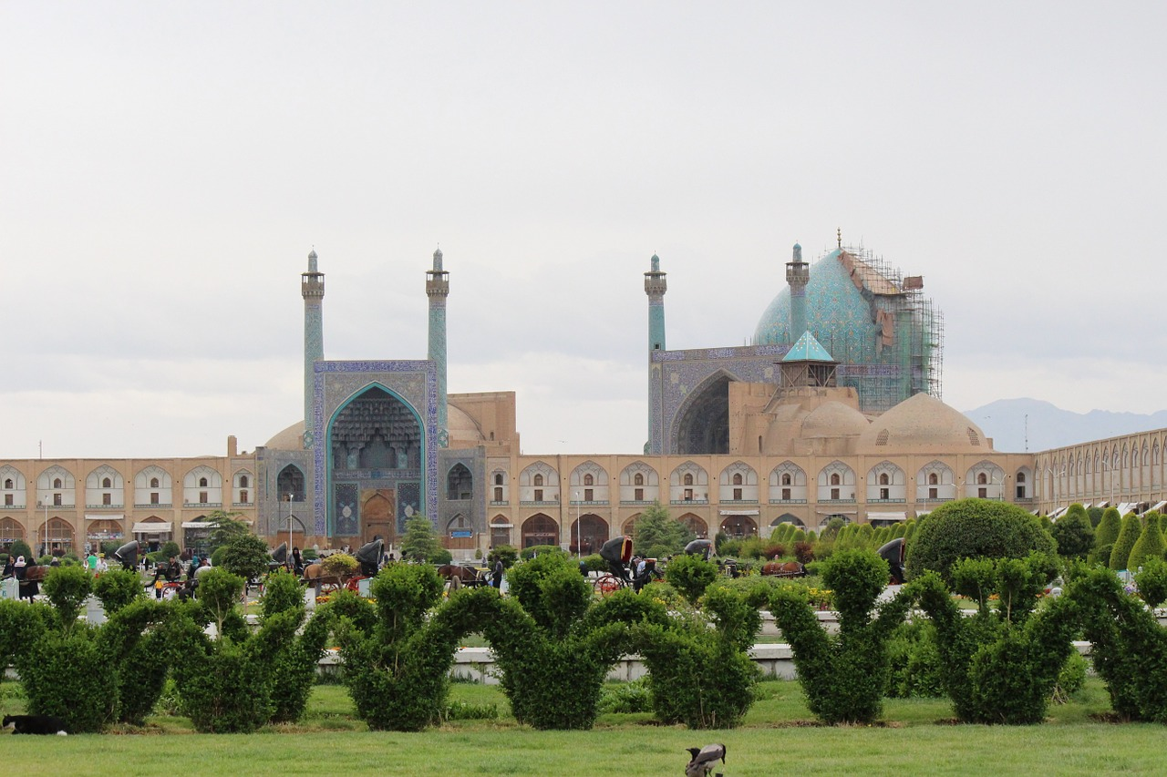 екскурзия до иран