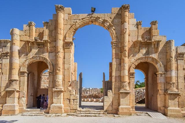 екскурзия израел и йордания