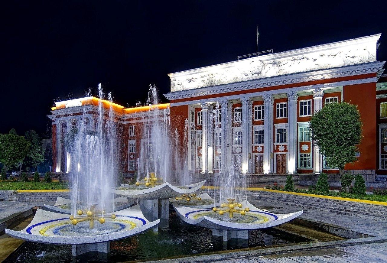 екскурзия до таджикистан