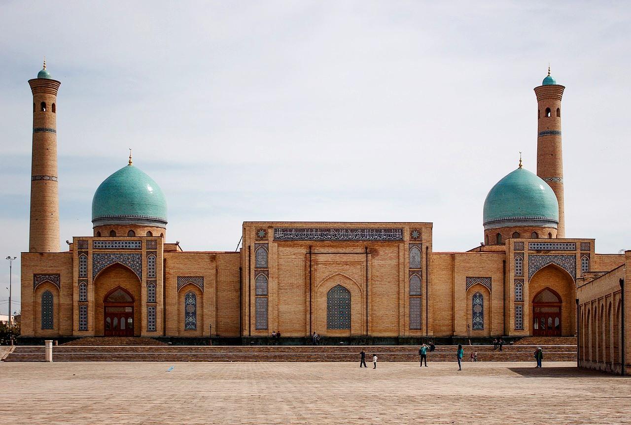 екскурзия до узбекистан