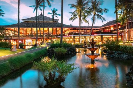 Почивка в Melia Bali 5*