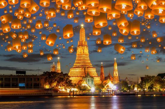 Екскурзия до Банкок и остров Пукет, Тайланд с включено посещение на плаващите пазари в Банкок