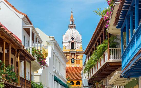 Колумбия - непозната и необикновена