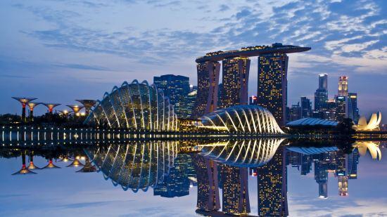 Сингапур, Куала Лумпур и почивка на Малдиви
