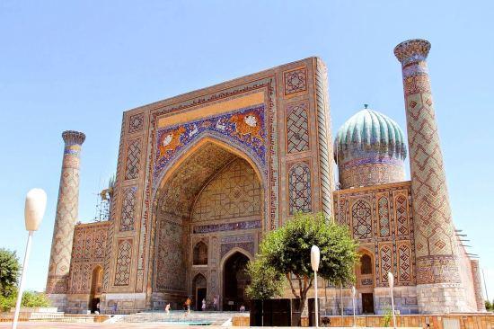 """Екскурзия до Узбекистан и Таджикистан 'По пътя на коприната"""""""