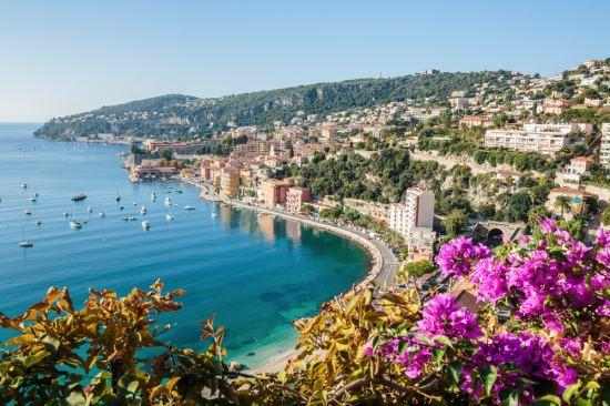 Почивка в Ница /Лазурен бряг/, Франция